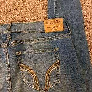 Hollister Jeans - Hollister Super Skinny Low Rise Jeans